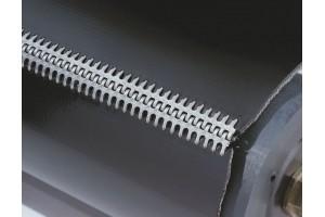 Как ремонтировать конвейерную ленту
